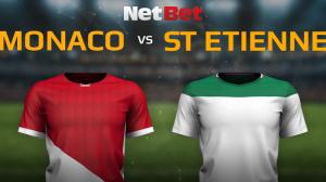 AS Monaco VS AS Saint Etienne
