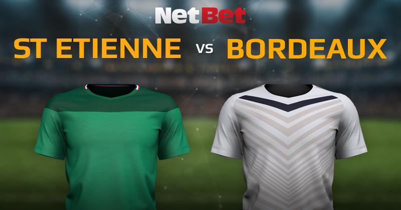 AS Saint Etienne VS Girondins de Bordeaux