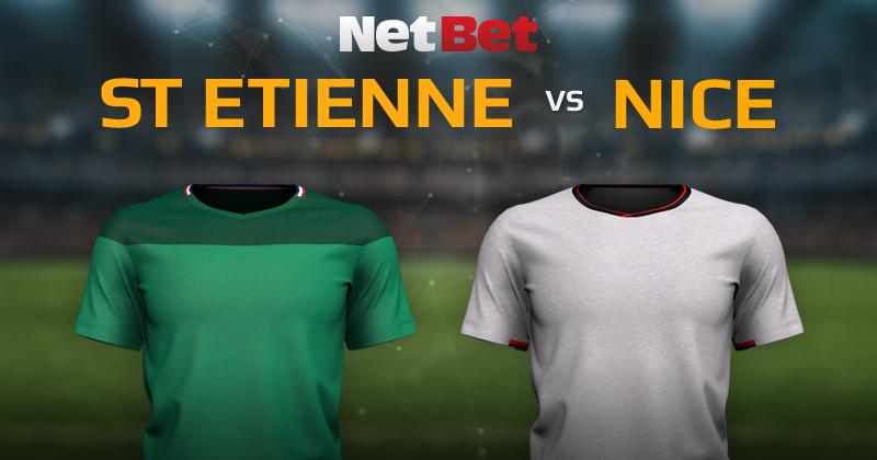 AS Saint Etienne VS OGC Nice