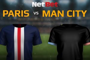 Paris Saint-Germain VS Manchester City