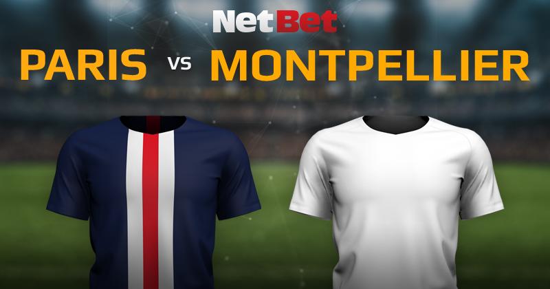 Paris Saint-Germain VS Montpellier Hérault Sport Club