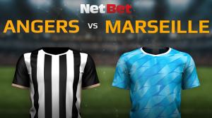 SCO Angers VS Olympique de Marseille