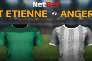 AS Saint Etienne VS SCO Angers