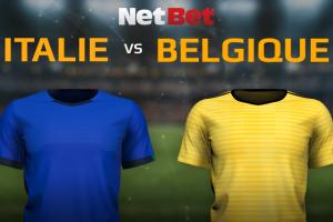 Italie VS Belgique