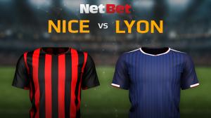 OGC Nice VS Olympique Lyonnais