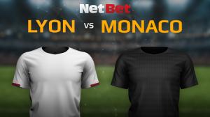 Olympique Lyonnais VS AS Monaco