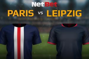 Paris Saint-Germain VS RB Leipzig